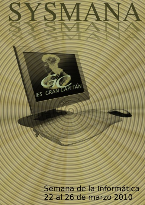 Cartel Sysmana 2010