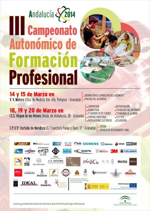 Andalucía Skills 2014